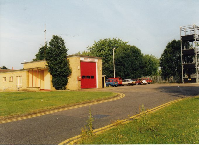 Fire Station, Nevendon Road | St Andrew's Church Collection