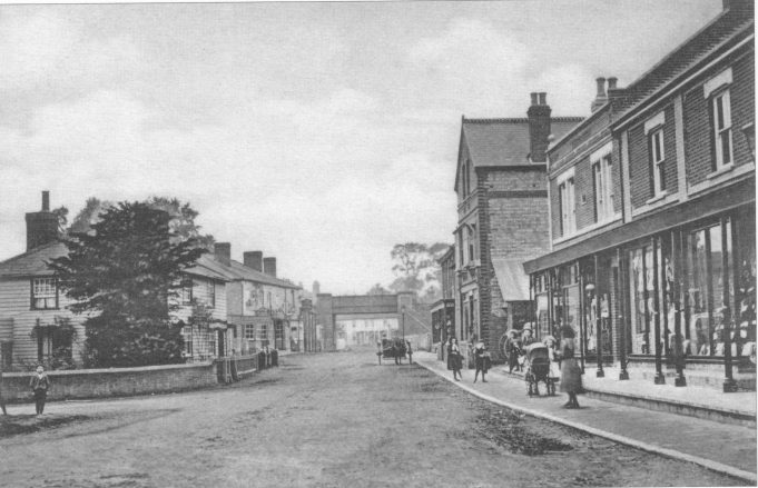 The Broadway circ 1900 | Basildon Heritage Collection