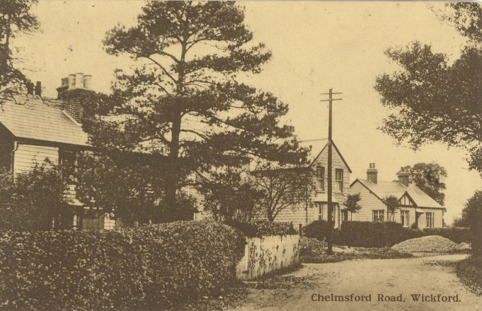 Chelmsford Road, Wickford