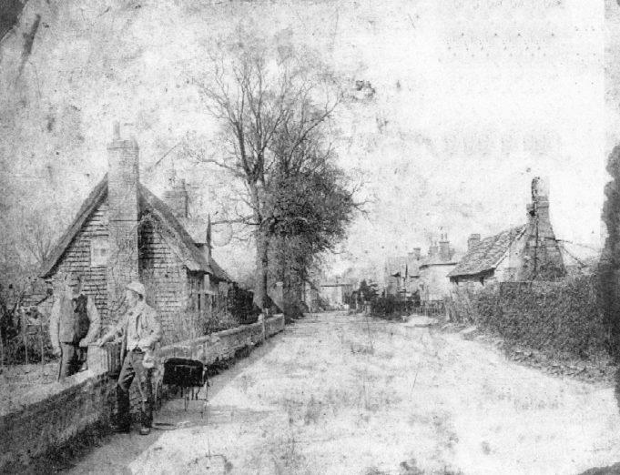Wickford high Street c1880s