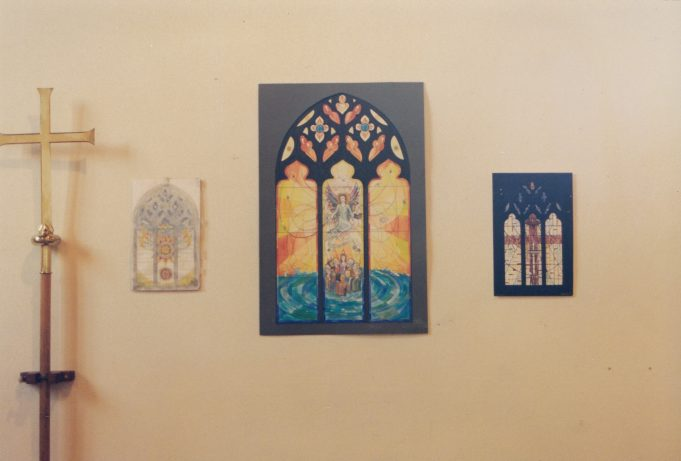 Suggested designs for the Millenium Window | Downham Church Collection