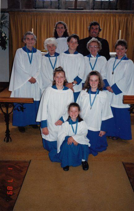 The Choir | Downham Church Collection