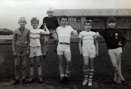 Play Leadership Scheme in Wickford.  Photographs from 1967.