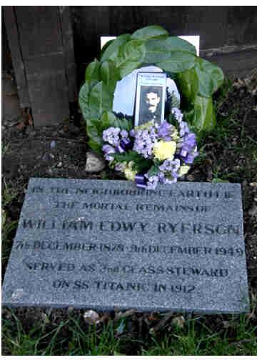 W. Edwy Ryerson - a fitting tribute
