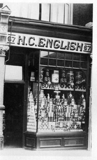 H.C.English