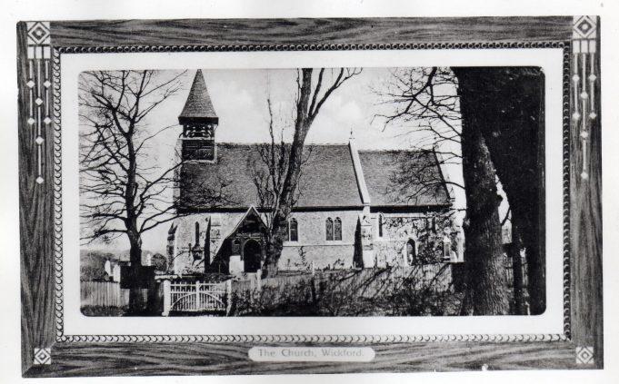 St. Catherines Church, circa 1910