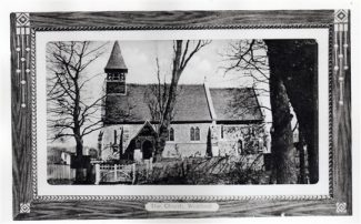 St. Catherine's Church, about 1910