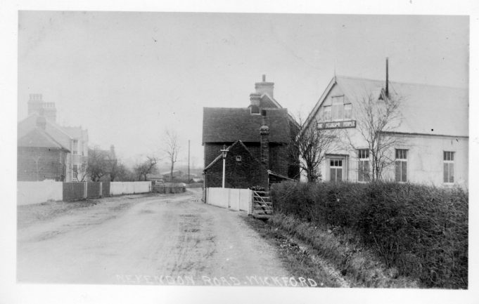 The Chapel, Nevendon Road