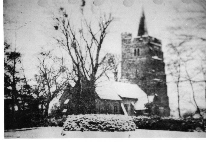 St. Marys Church,Runwell