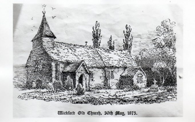 The Old S.Catherines ChurchT