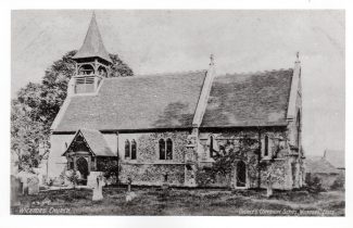 St Catherine's Church c.1905