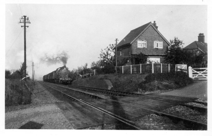 Wickford Level Crossing c1919