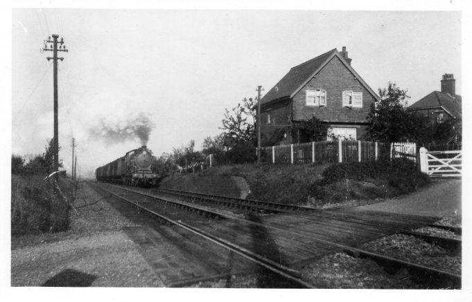 Wickford Level Crossing c1919