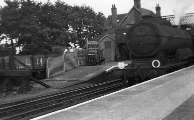 Wickford Station