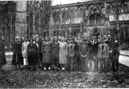 Wickford Secondary School 1951/2 - School Trip