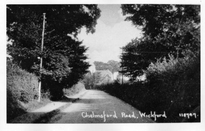Chelmsford Road,Runwell