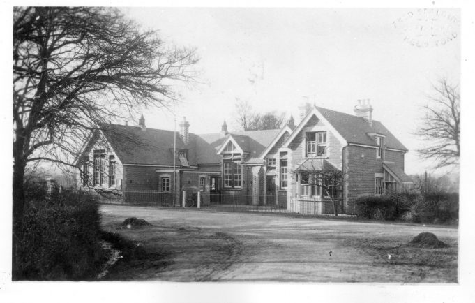 Wickford School c1909