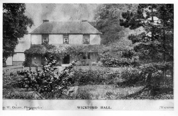 Wickford Hall