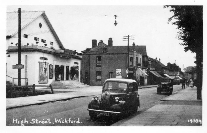 Wickford High Street