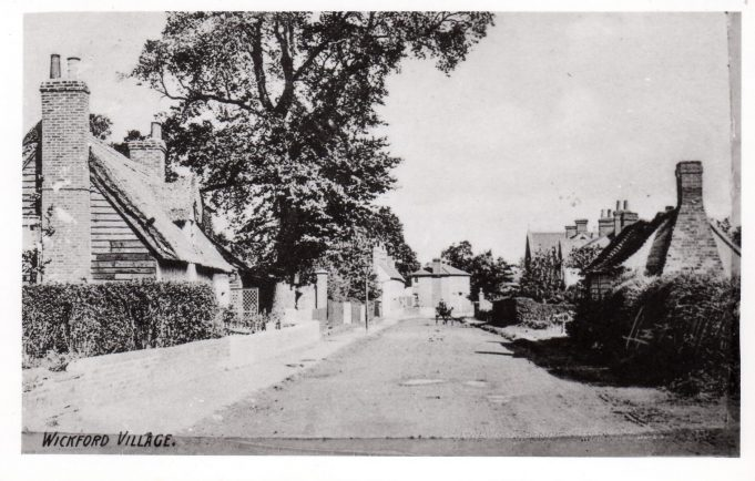 Wickford High Street c.1907