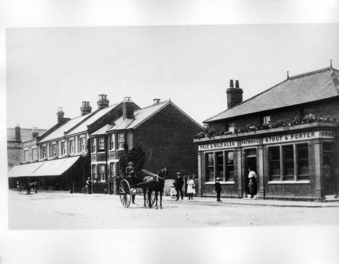 Wickford High Street - Swan Pub