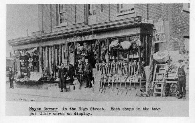 Wickford High Street- Mayes