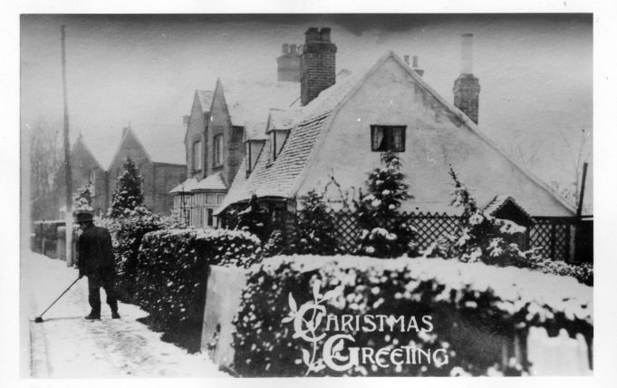 Wickford- Christmas Greetings