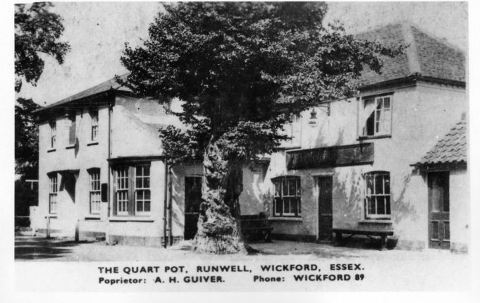 The Quart Pot,Runwell