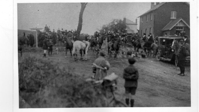 The Wickford Hunt