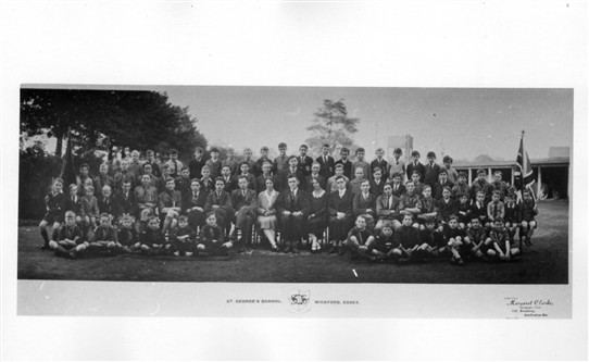 St George's School, Wickford   From the John Neville Collection