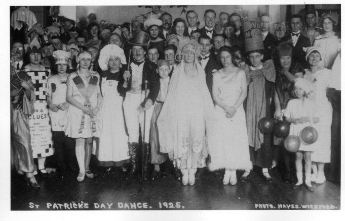 St Patricks Day  1925