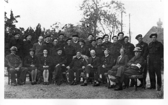 War time Group. Can you identify them?