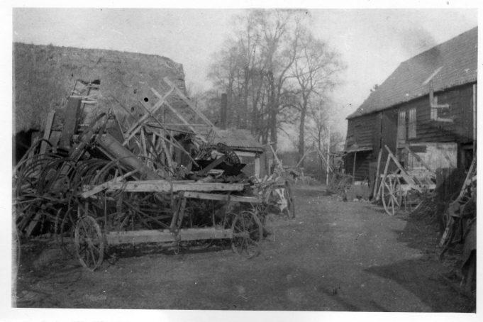 Wickford Farm scene. Do you know where it is?ARM