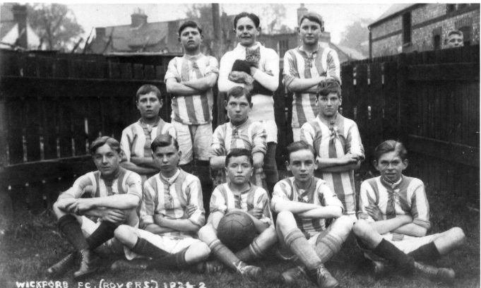 Wickford Rover FC 1924