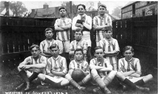 Wickford Rovers 1924 | From the John Neville Collection