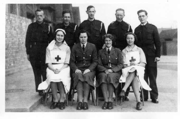 War time Group. Can you help identify them?wwAR