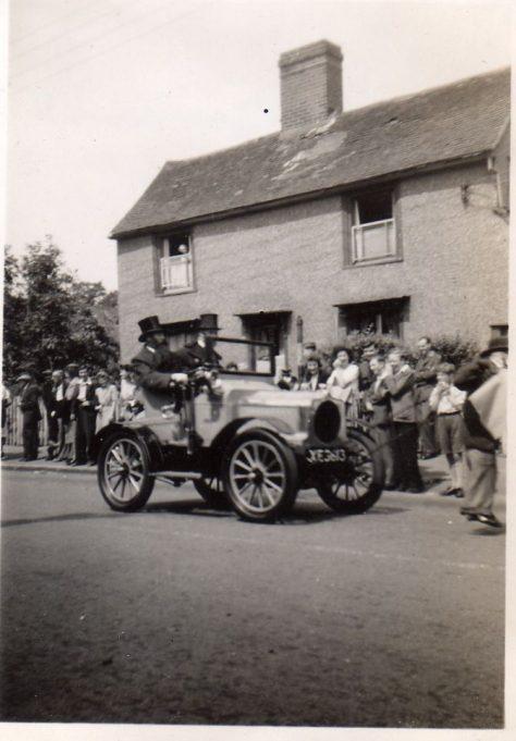 Wickford Carnival, 1946.