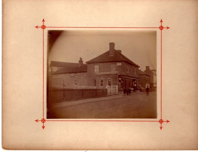 Early views of the centre of Wickford