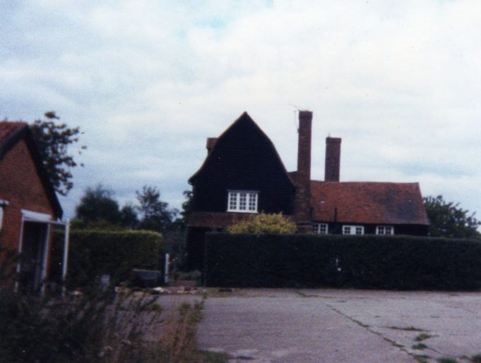 Poplars Farm House, Runwell.