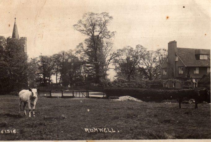 Views of Runwell Road