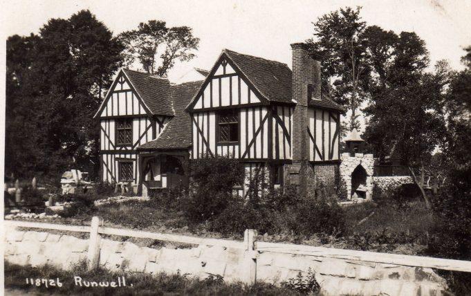 Burr Hall, c1915-1930