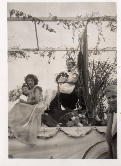 The Carnival Court 1946