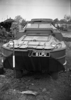 Wickford Floods and the DUKW (colloquially known as a 'Duck') | John Fuller