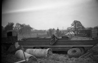 Carter & Ward land to the left of Wickford Memorial Park Gates | John Fuller