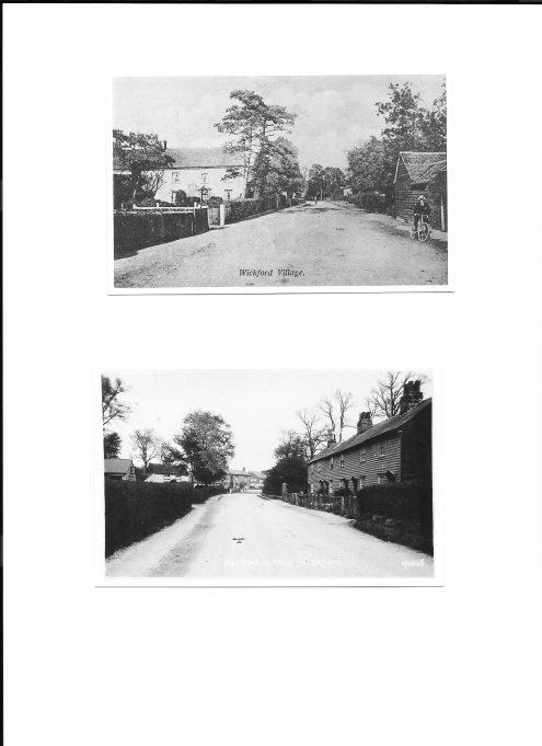 Runwell Road Looking north east