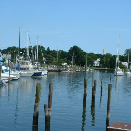 Harbour, Wickford Rhode Island, USA, 2004