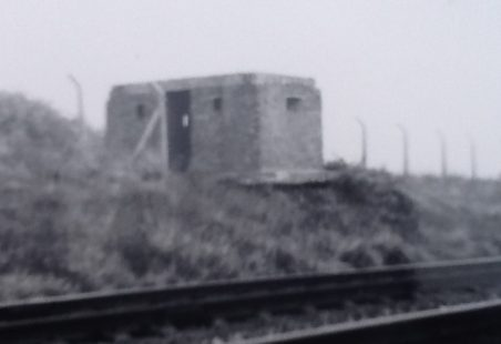 Pill Boxes and Gun Emplacements in Wickford