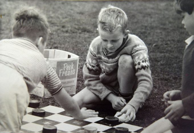 Playleadership Scheme in Wickford. | Mears family collection