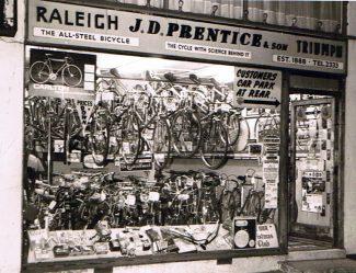 Prentice's 1950's