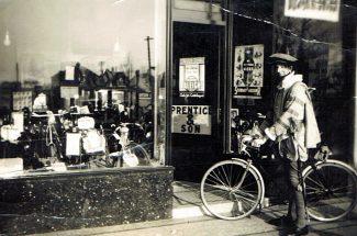 Prentice's High Street shop